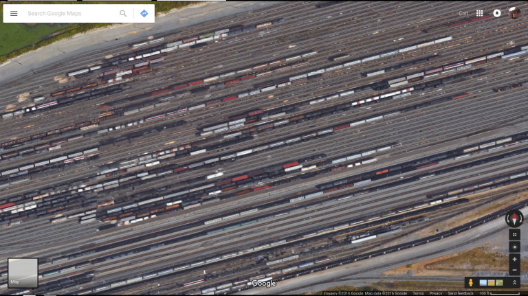 Google Earth Screen Capture